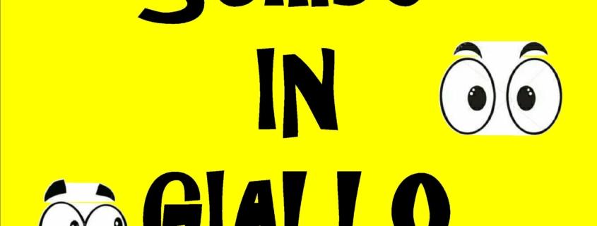 Scribo in giallo